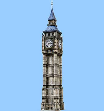 NOVELTY:<br>Big Ben