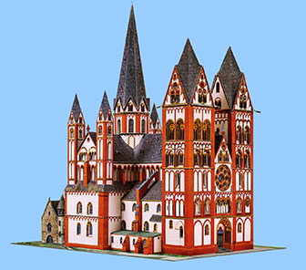 NOVELTY:<br>Limburg Cathedral